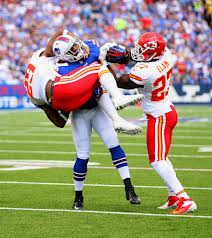 The Kansas City Chiefs remain undefeated at 8-0 and travel to Buffalo this week vs. the Bills