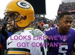 Vikings Win NFC North Over Packers