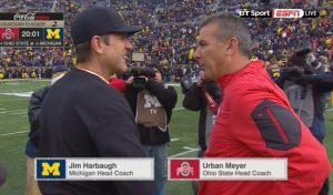 Michigan & Ohio State - wearing down or wearing out opponents?