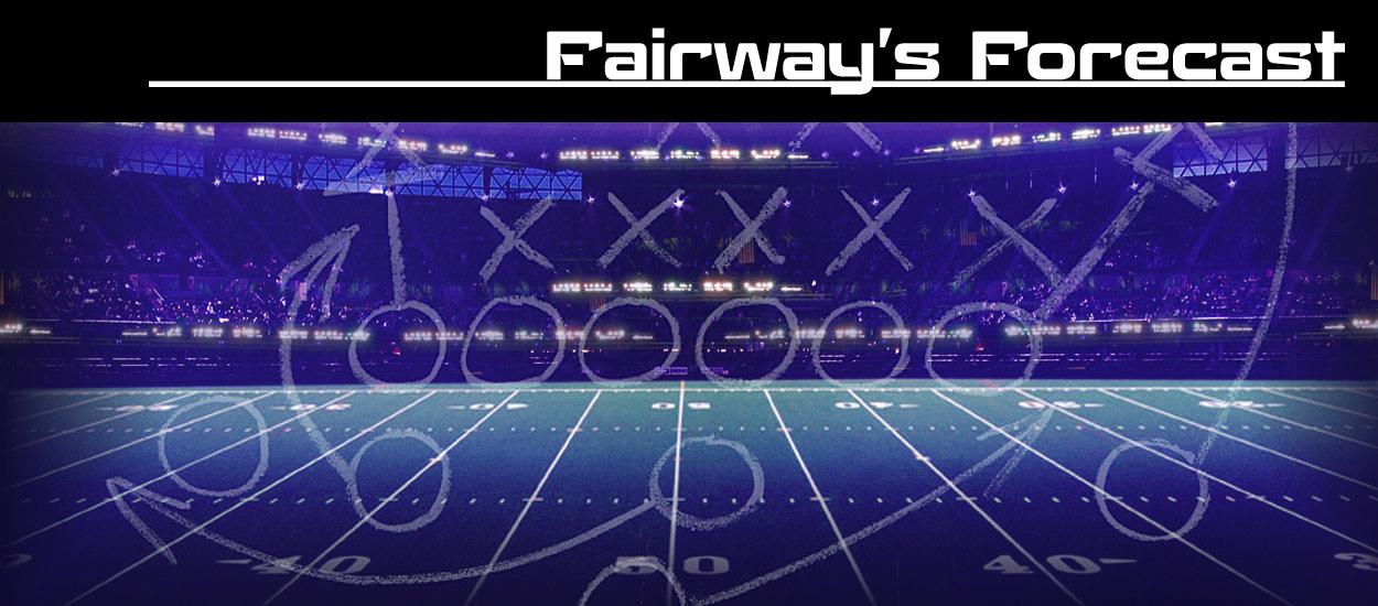 Fairway's Football Forecast – Week 9 NFL Picks and Predictions