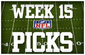 Fairway's Football Forecast – Week 15 NFL Picks and