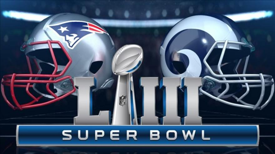 8c13a302 LA Rams Look Poised To Pound Patriots In Super Bowl LIII ...