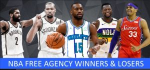 NBA Free Agency, Summer League And 2020 Championship Odds
